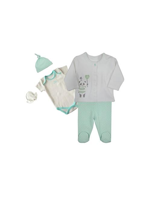 Baby Corner Bebek Seti Yeşil